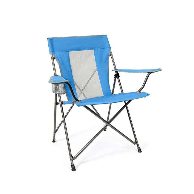 4 x MAC-C109S-105 Mac Sports Lusaka Folding Outdoor Camping Chair (4 Pack) 2