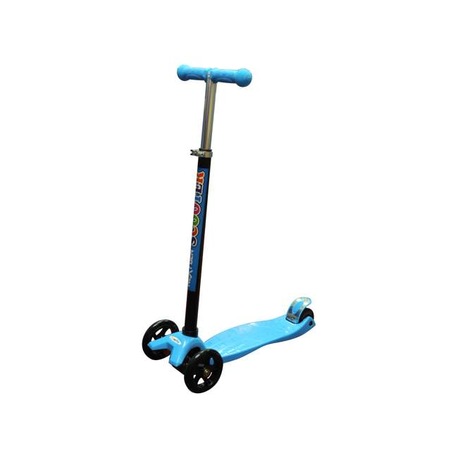 101-NXT-U-A NextGen Scooters 3 Wheeled Beginners Kids Ride On Kick Scooter, Blue (Open Box) 2