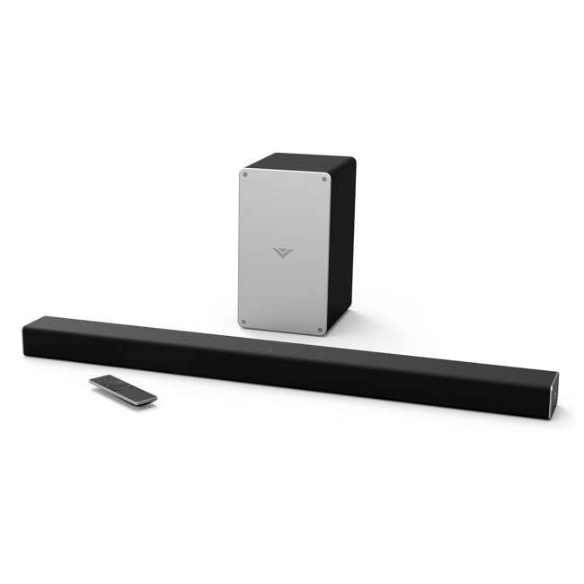 SB3621n-E8-RB VIZIO 2017 36-Inch 2.1 Bluetooth Wireless Surround Sound Bar