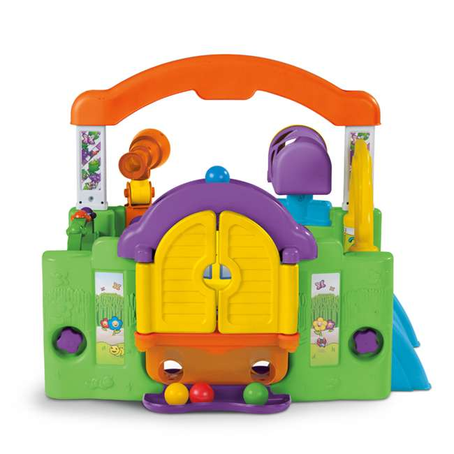 Little Tikes Developmental Infant Activity Garden Play Center 632624m