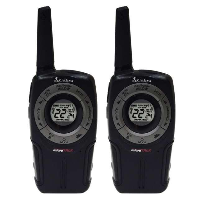 Cobra-PR562-talkies Cobra PR562BLT Walkie Talkies Pro 28-Mile Bluetooth Two-Way Radios (Open Box) 1
