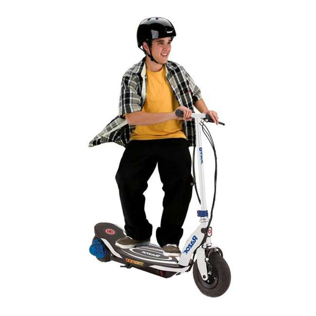 13111210 Razor Power Core E100 Electric Scooter, Blue 3