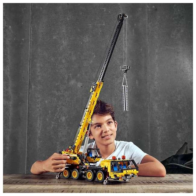 6288778 LEGO Technic 42108 Mobile Construction Crane Vehicle 1292 Piece Building Set 6