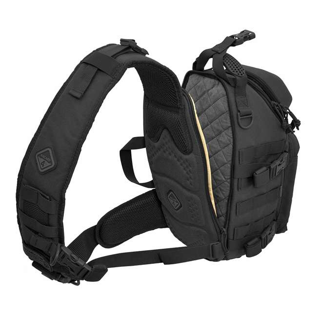 FTO-FLC-BLK-U-A Hazard 4 Progressive Tactical Gear Photography and Drone Sling Pack (Open Box) 3