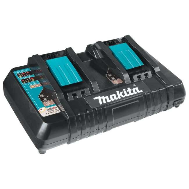 XRJ06PT-OB Makita 18V X2 LXT 5 Ah Li-Ion Brushless Cordless Recipro Saw Kit (Open Box)