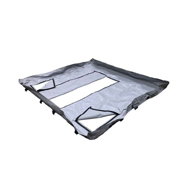 CLAM-14513 Clam 14513 Removable Floor for X300 Pro Thermal Fish Trap Ice Fishing Tents
