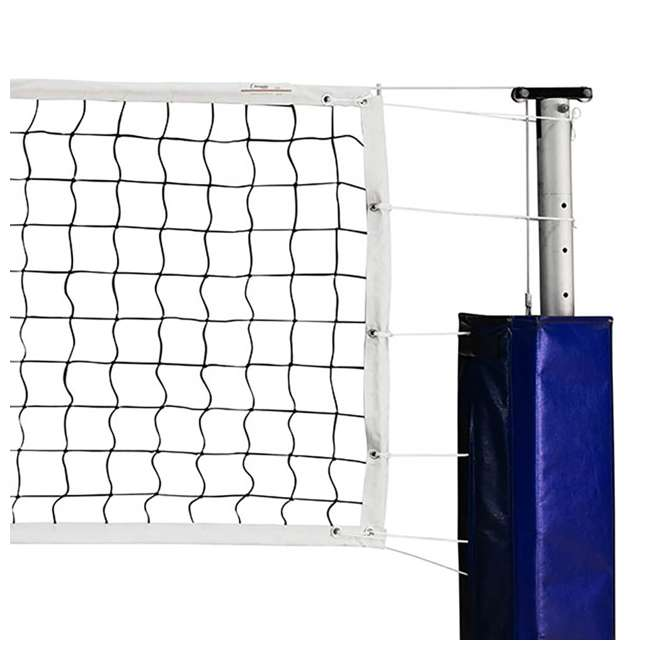 VN700 Champion Sports Official Olympic Sized 32 x 3.13 Inch Volleyball Net, White 2
