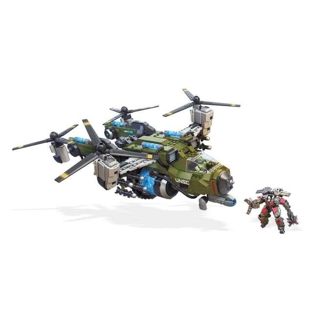 FVK38 Mega Construx Halo UNSC Frostraven vs Decimus Building Set 2