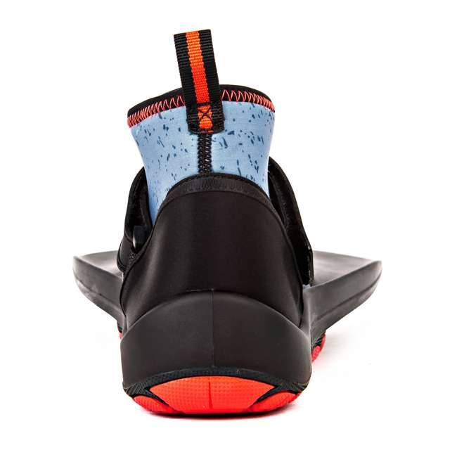 TS-MR-M9-W9-9.5 Wildhorn Men's 9 - Women's 9-9.5 Topside Hydro Snorkel Flippers, Manta Ray 4