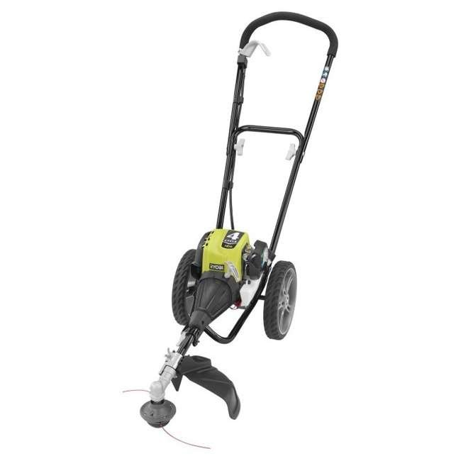 RYOBI RY13010 30CC Wheeled Grass/Lawn Walk Trimmer (Refurbished)
