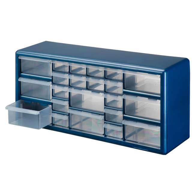 DSB-22-3 22-Compartments Small Parts Organizer Storage Cabinet 5
