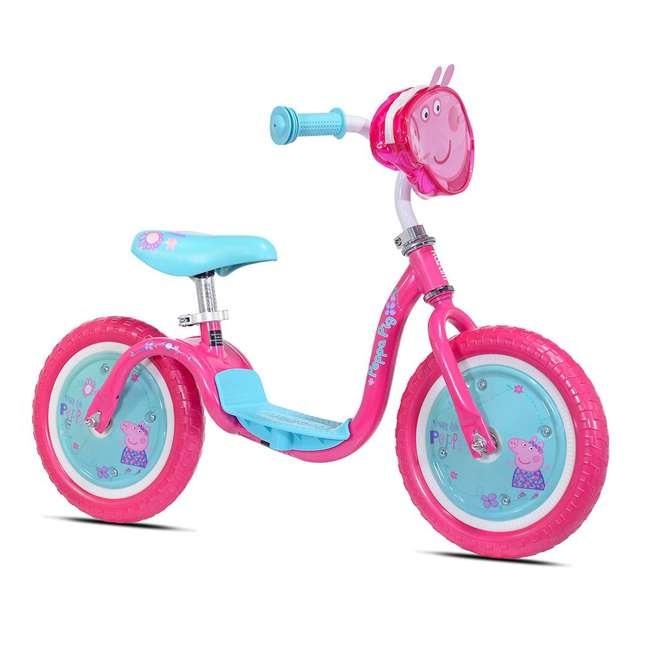 KZM15SBB KaZAM v2e No Pedal Footrest Peppa Pig Neo Balance Bike