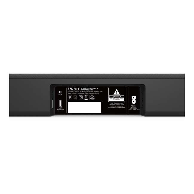 SB3621n-E8-RB VIZIO 2017 36-Inch 2.1 Bluetooth Wireless Sound Bar (Certified Refurbished) 3