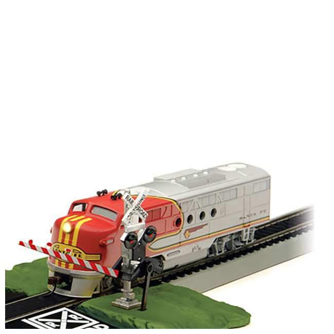 Bachmann Trains N Scale Train Track Crossing Gate
