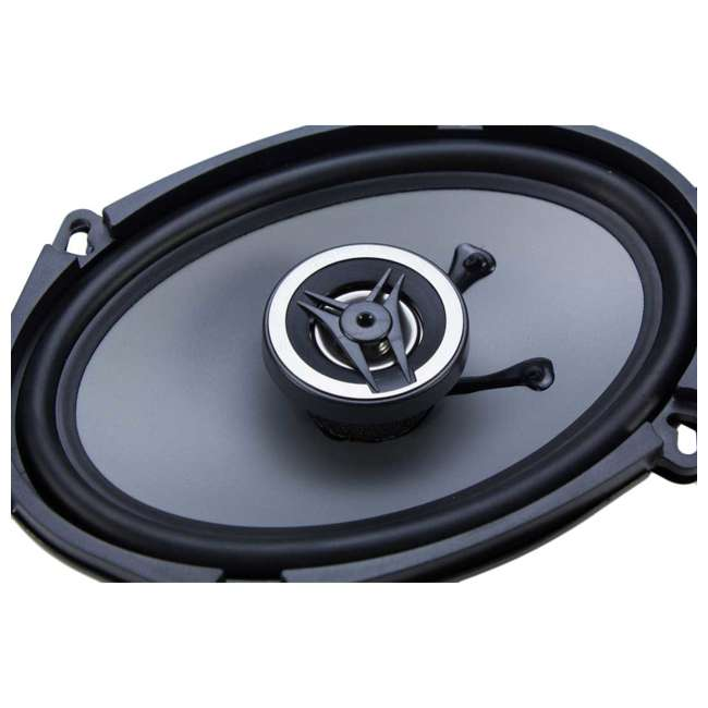 CS-5768CX Crunch 250W Full-Range 2-Way Coaxial 5x7 by 6x8 Inches Speakers 1