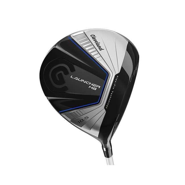 30170029 Cleveland Golf Right Hand Regular 9.0 Degree Launcher HB Driver