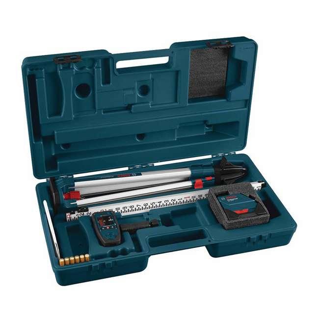 GLL 150 ECK-RT-RB Bosch GLL 150 ECKRT Self Leveling 360 Degree Laser Level (Certified Refurbished) 3