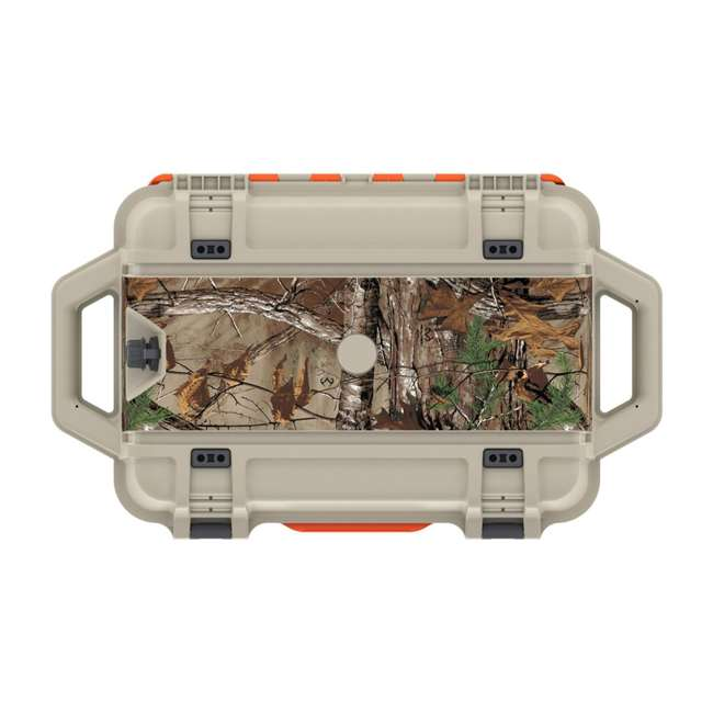 77-54464 Otterbox Venture Heavy Duty Outdoor Camping Fishing Cooler 45-Quarts, Back Trail 5
