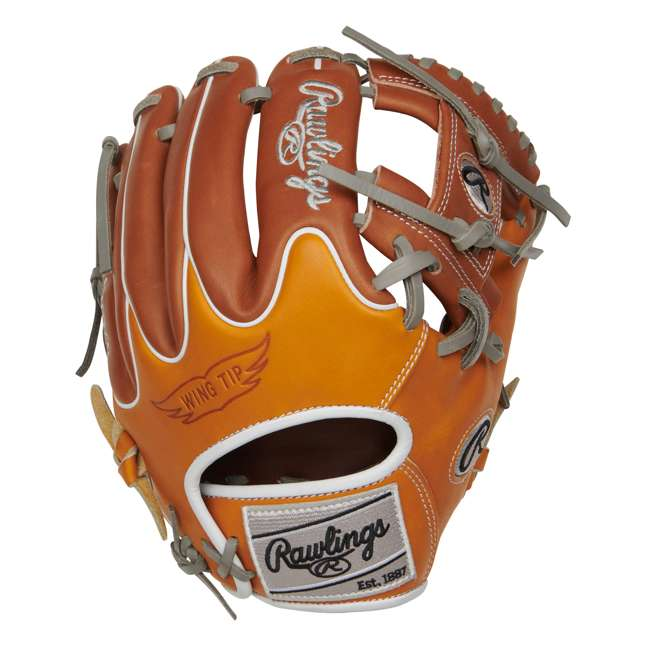 PROR204W-2T Rawlings Heart of the Hide R2G Series 11.5 Inch Right Baseball Glove 1