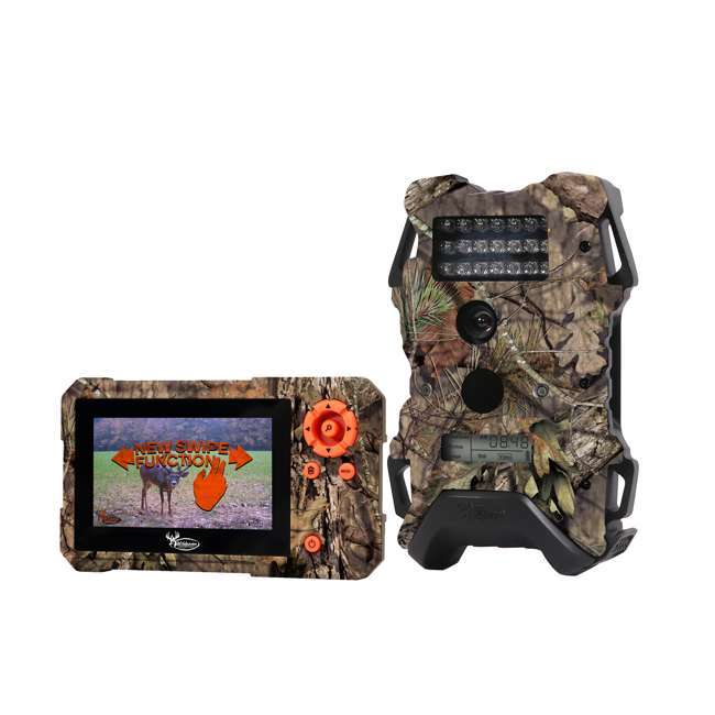 WGI-TR10I28MS207 Wildgame Innovations Terra Bade Combo 10MP Game Camera & Viewer