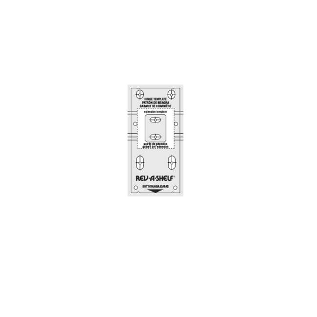 6581-31SC-52 Rev-A-Shelf 6581-31SC-52 31 Inch Stainless Steel Slim Soft Close Tip Out Tray 5
