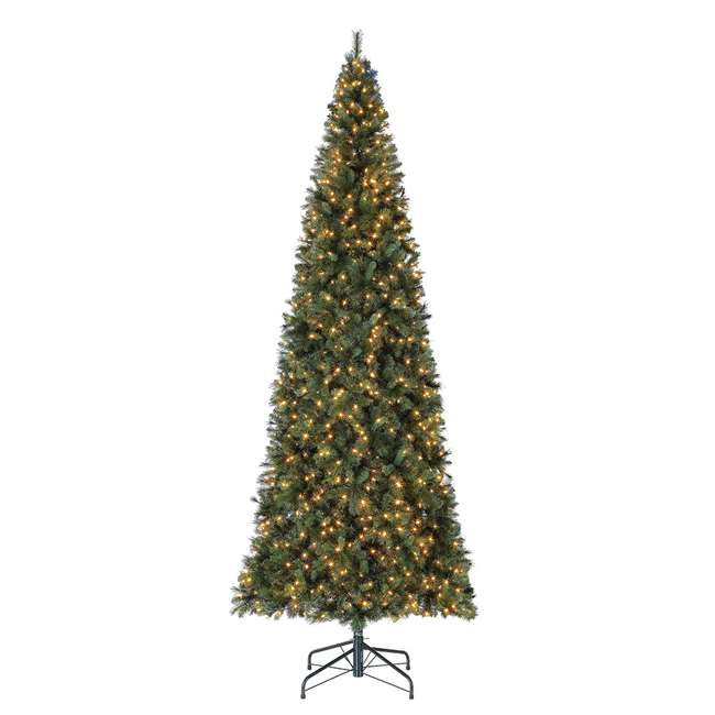 TGC0M5311L03-U-A Home Heritage 12 Foot Albany Christmas Tree with Lights (Open Box)