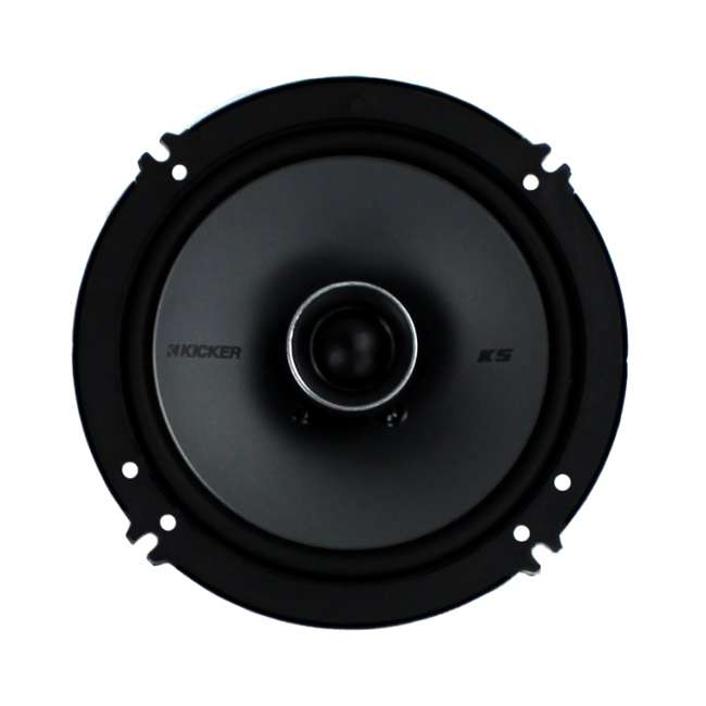 41KSC654 Kicker 6.5-Inch 200W 2-Way Speakers (Pair) | 41KSC654 4