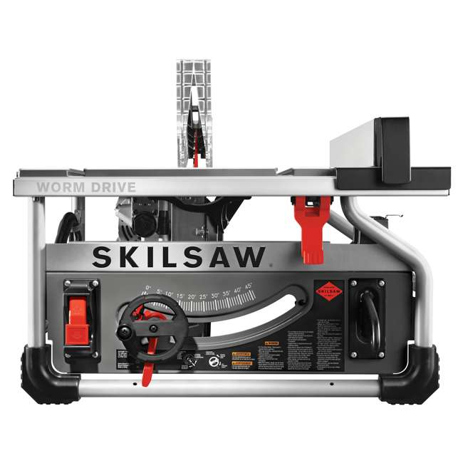 SPT70WT-22-OB Skilsaw SPT70WT-22 10-Inch Portable Worm Drive Table Saw (Open Box) 7
