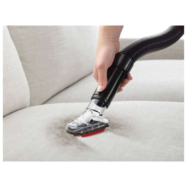 UH70830 Hoover UH70830 WindTunnel 2 Rewind Pet Hair Upright Vacuum Carpet Cleaner, Red 4