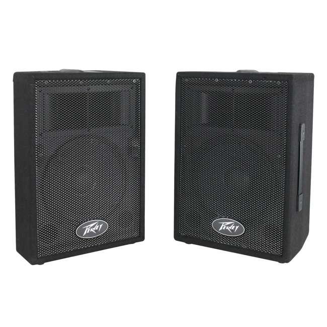 4 x AUDIOPERFORMPACK Peavey Audio Performer Pack PA System (4 Pack) 2