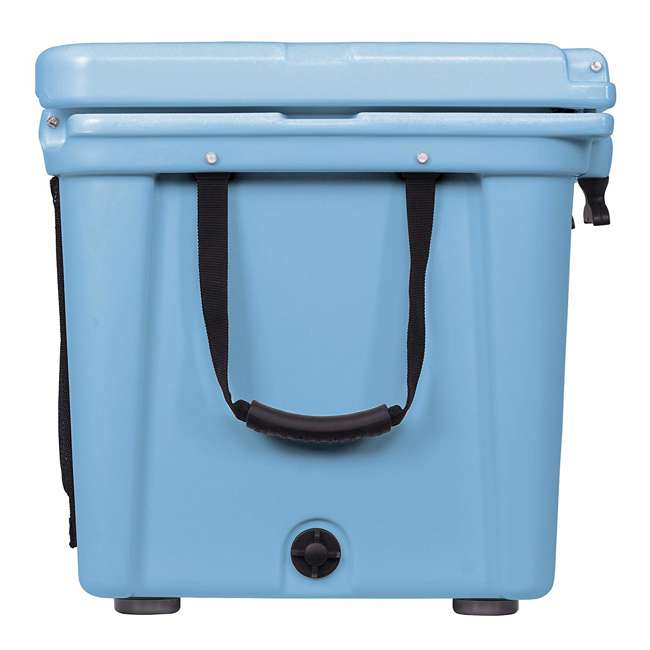 ORCLB058 Orca ORCLB058 58 Quart 72 Can Roto Molded Insulated Ice Chest Cooler, Light Blue 3