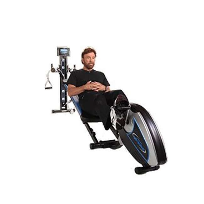 S500 Total Gym Attachable Cyclo Trainer w/ Digital Monitor for Home Workout Machines 3