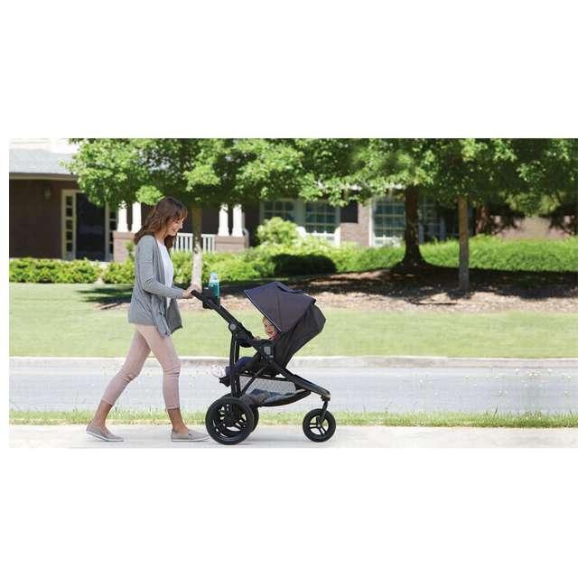 2048703 Graco Modes 3 Essentials LX Folding Baby Stroller, Teigen 2
