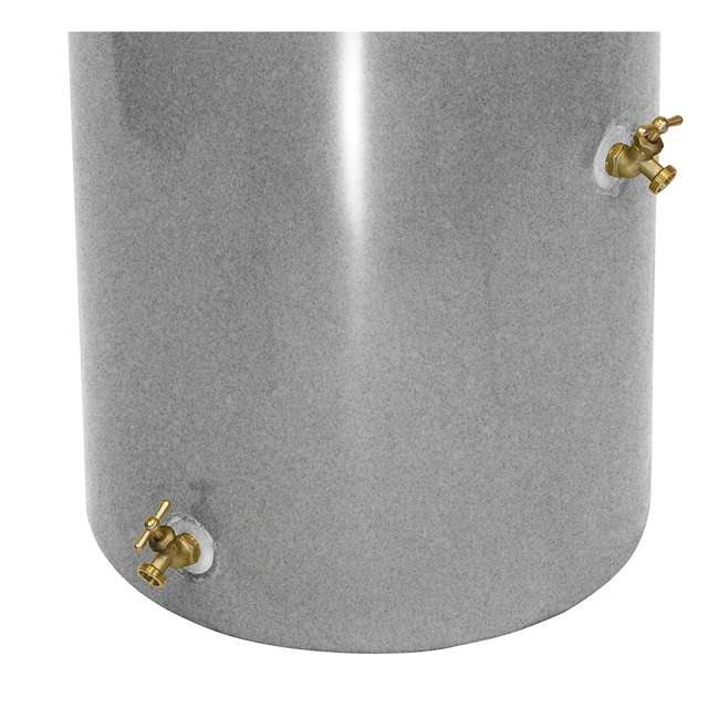 IMP-R50-LIG Good Ideas Impressions Reflections 50 Gallon Rain Saver, Light Granite 2