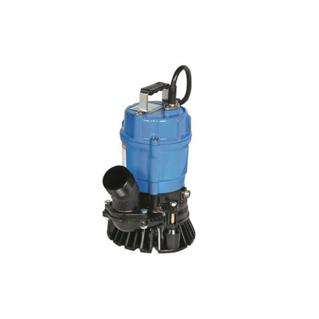 HS2.4S Tsurumi HS2.4S Manual Electric Submersible Trash Pump