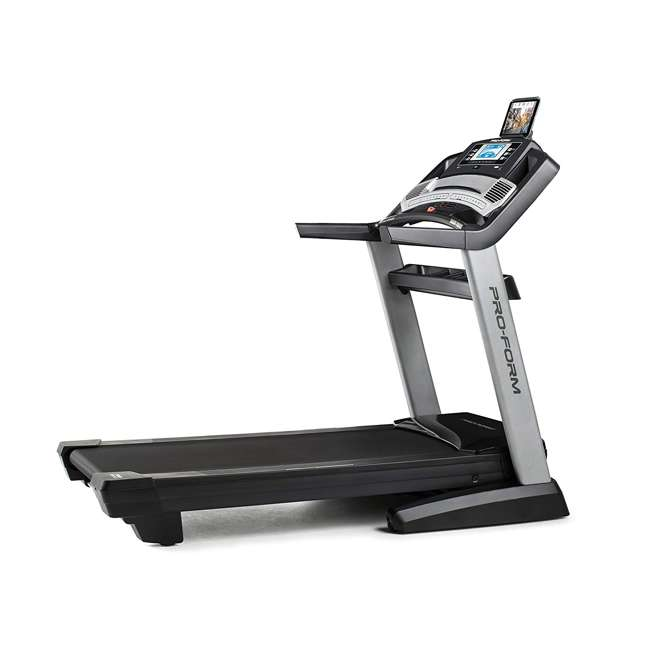 PFTL13017 ProForm Performance 1800i iFit Enabled Portable Home Folding Treadmill, Black