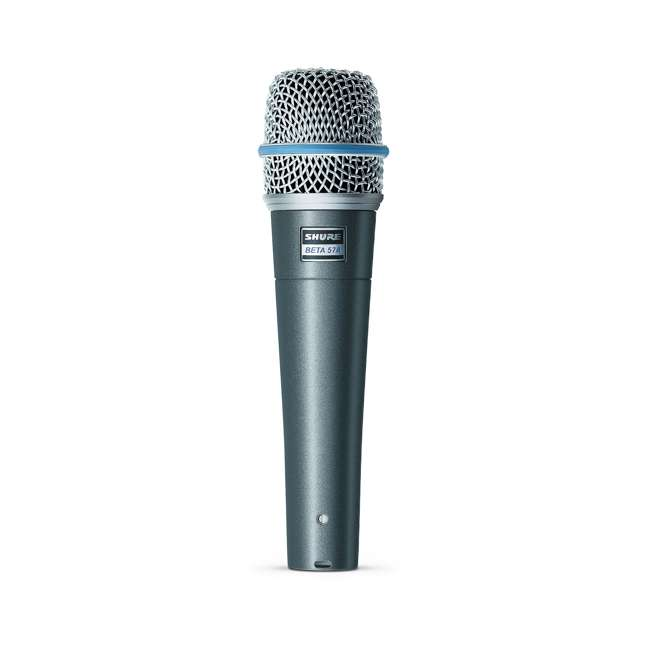 BETA-57A Shure BETA 57A Professional Instrument Microphone (2 Pack) 1