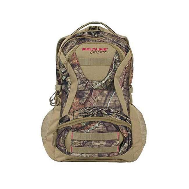 FCB018FLP-MBUC Fieldline Tree Line Womens Multi Pocket Camouflage Adjustable Hunting Backpack 1
