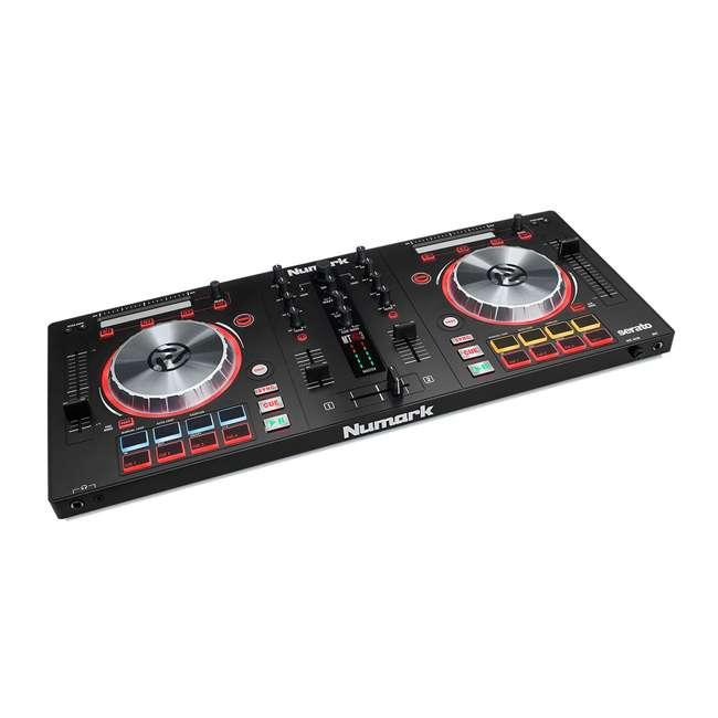 MixTrack Pro III-OB Numark All-In-One Mixtrack Pro 3 DJ Controller  1