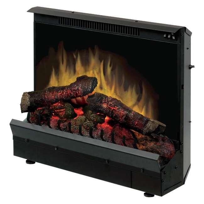 DFI2310-OB Dimplex DFI2310 Deluxe 23-Inch Log Set Electric Fireplace Insert (Open Box)
