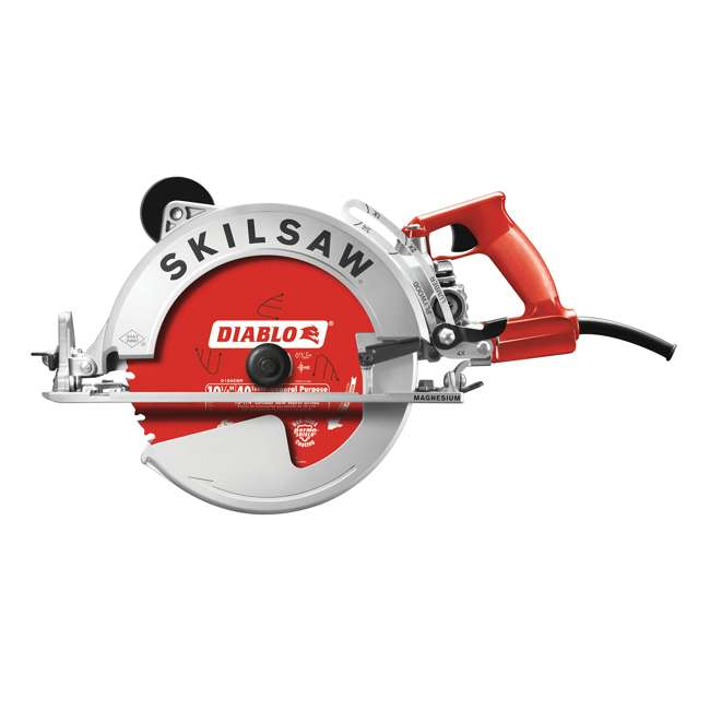 SPT70WM-72-OB Skilsaw Diablo 10-1/4-Inch Sawsquatch Drive Saw w/ Blade & Twist Lock(Open Box) 3