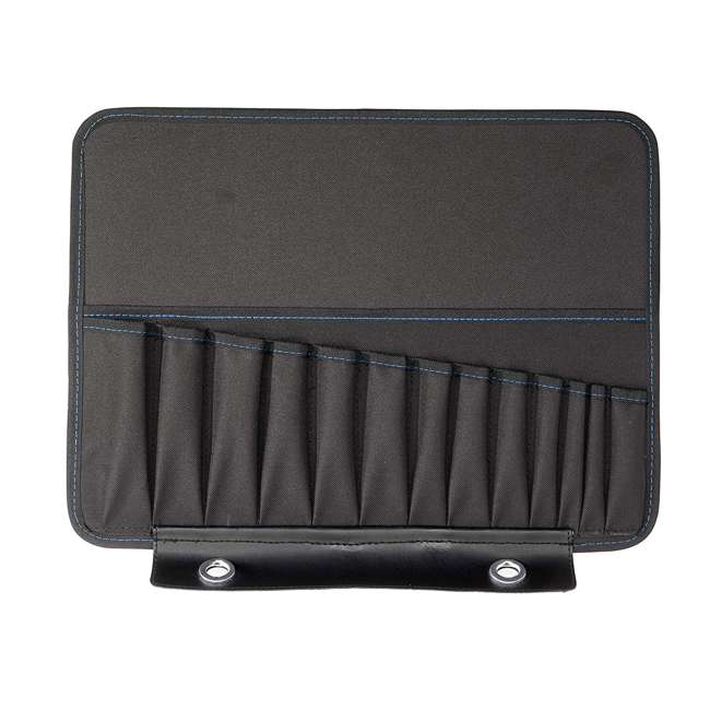 120.04/P B&W International GO Portable Wheeled Rolling Tool Case Box with Pocket Boards 9