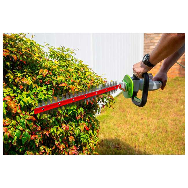 PHT140 Powersmith 40-Volt Max Cordless Hedge Trimmer (2 Pack)  3