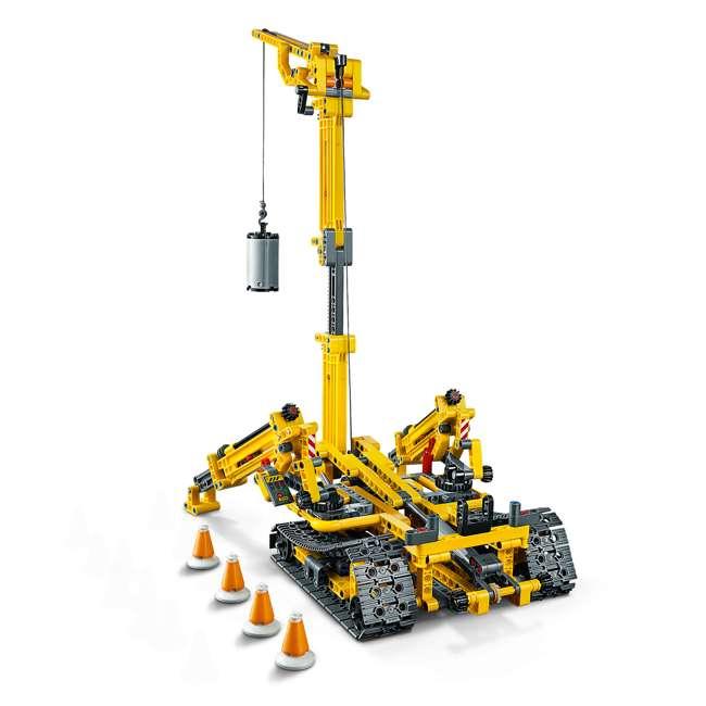 6251555 LEGO Technic 42097 Compact Crawler Crane 920 Piece Construction Building Set 2