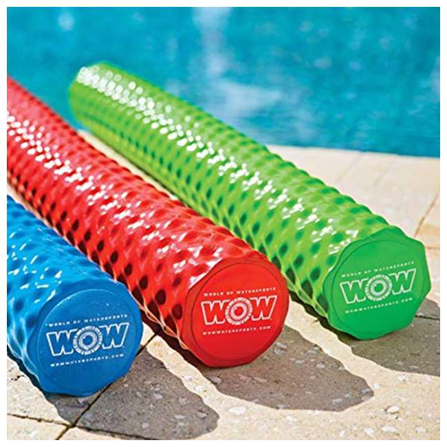 17-2062LG WOW Watersports Soft Foam Pool Noodle, Lime Green 1