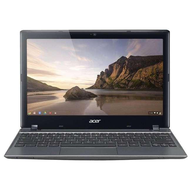 NX.SHEAA.004-C-SKIN Acer C720-2103 11.6 Inch 4 GB RAM Intel Chromebook (Manufacturer Refurbished)