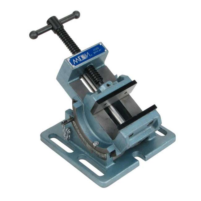 JPW-11753 Wilton 3-Inch Cradle Style Angle Drill Press Vise 1