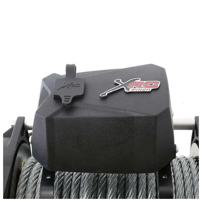 97415-SMITTYBILT Smittybilt XRC-15.5 Gen2 15500-Pound Waterproof Towing Winch 4