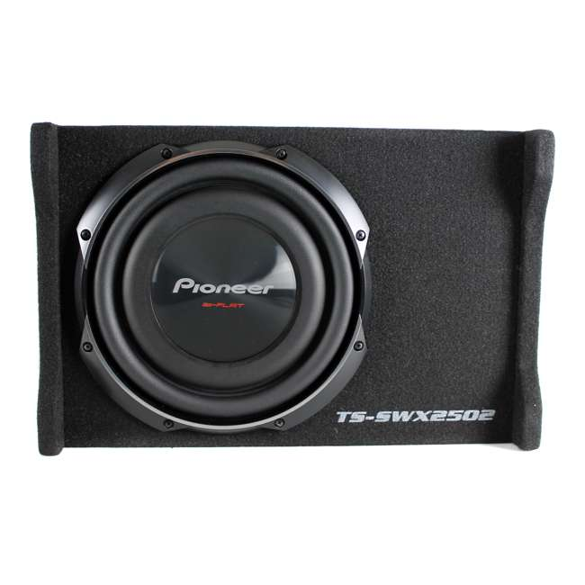 Pioneer 10 Inch 1200W Shallow Mount Subwoofer Loaded