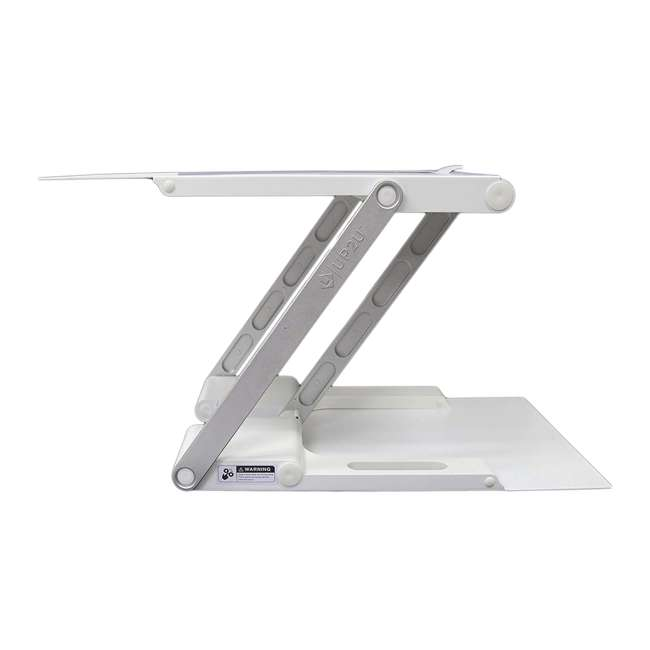 3 x UD-01-WHI Supermoon Products Up2U Height Adjustable Desk, White (3 Pack) 1